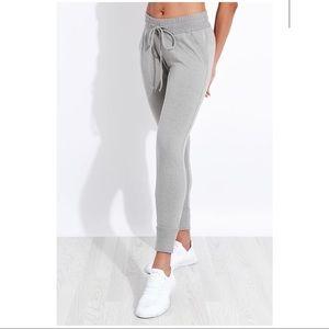 FP MOVEMENT Sunny Skinny Sweat Jogger Pants Grey